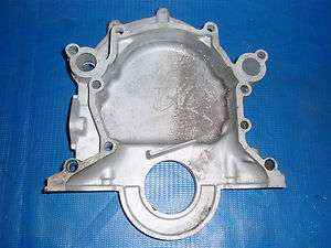 1982 1985 Ford Mustang Carburated Timing Chain Cover Fuel Pump 302 5