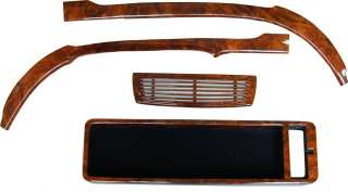Mercedes Wood Dash Kit 230SL 280SL 63 64 65 66 69 70 71