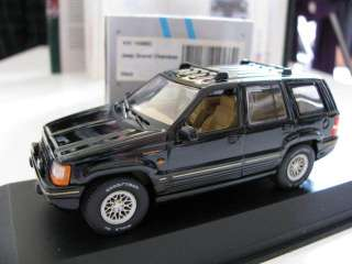 43 Minichamps Jeep Grand Cherokee (black)
