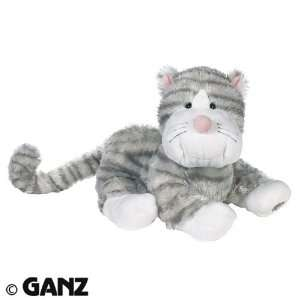 Webkinz Plush Stuffed Animal Sterling Cheeky Cat Toys & Games