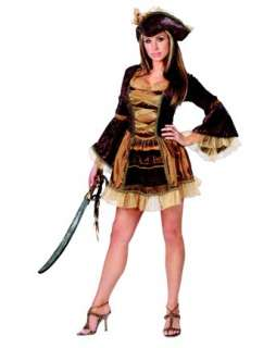 Womens Pirate Costumes  Adult Pirate Halloween Costume for Women