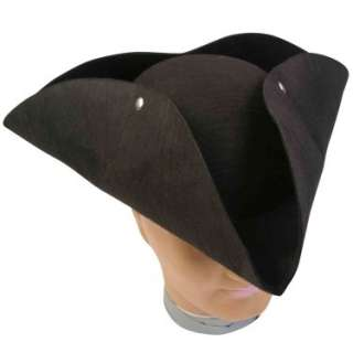 Deluxe Pirate Hat Adult   Costumes, 800527