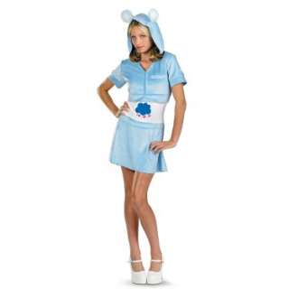 Care Bears   Grumpy Bear Hoodie Dress Teen Costume   Costumes, 32804