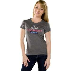 Texas Rangers Womens Authentic Collection Property Of Pro