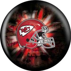 KR NFL Kansas City Chiefs Viz A Ball