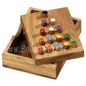 Last Fighter   Wooden Brain Teaser Puzzle Toys & Games