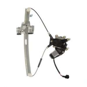 Dodge Dakota Front Power Window Regulator with Motor