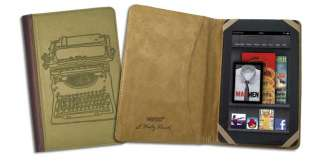 Case Cover by Molly Rausch (Fits Kindle Fire), Pink/Tan Kindle Store