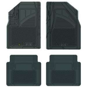 17018 Black Precision All Weather Kustom Fit Car Mat for Dodge Ram