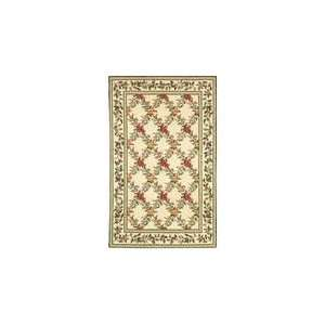Safavieh   Chelsea   HK60A Area Rug   3 Round   Ivory