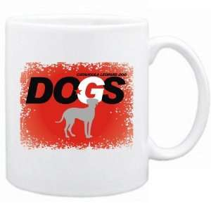 New  Dogs  Catahoula Leopard Dog ( Inxs Tribute )  Mug Dog
