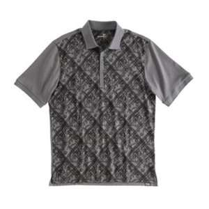 2010 Mens Pure Soft Jersey Print Golf Polo Shirt