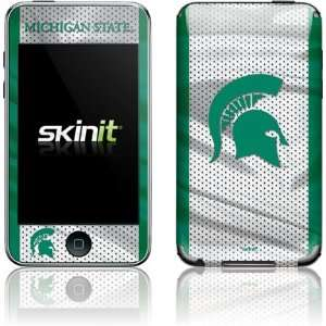Michigan State University Spartans skin for iPod Touch
