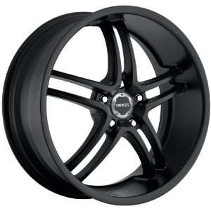 Boss Motorsports 340 Black Wheel (20x8.5/5x4.5