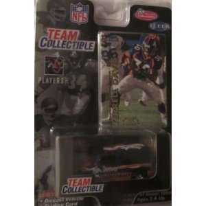 Denver Broncos 1999 Fleer/White Rose NFL Diecast GMC Yukon