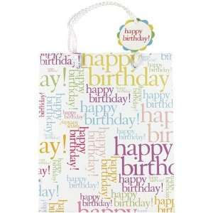 Happy Birthday Gift Bag [Misc. Supplies] Peter Pauper