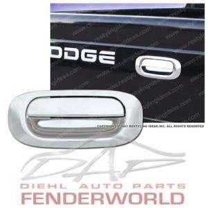 DODGE DAKOTA 97 03 04 05 CHROME TAILGATE HANDLE COVER Automotive