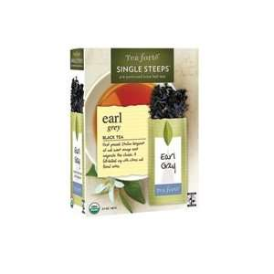 Tea, 95+% Organic, Earl Grey, Bag, 16 ct (pack of 6 )