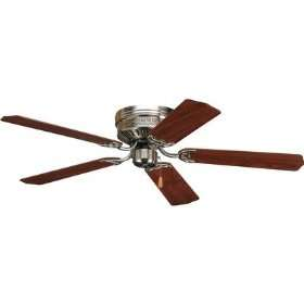 52 Air Pro Ceiling Fan in Brushed Nickel