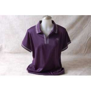 New Kate Lord Womens Short Sleeve Golf Shirt Polo Color