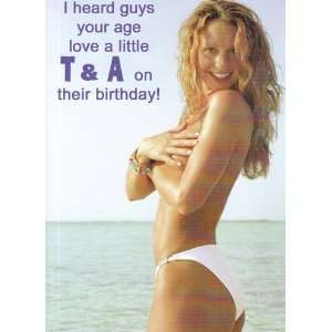 com Greeting Card Birthday Humor I Heard Guys Your Age Love a Little
