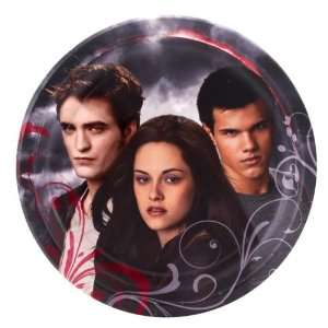 The Twilight Saga Eclipse Dinner Plates Toys & Games