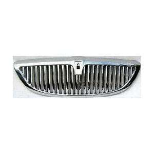 03 05 LINCOLN TOWN CAR towncar GRILLE, w/o Limited Model (2003 03 2004