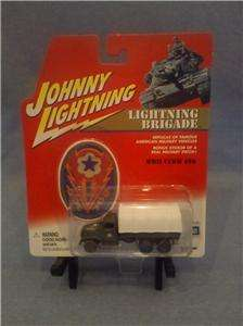 Johnny White Lightning   WWII CCKW 6X6   Lightning Brigade Series 305