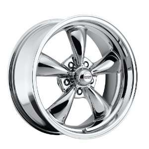 18 inch 18x8 100 C Classic Series Chrome aluminum wheels rims