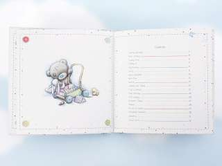 Me To You Tiny Tatty Teddy Keepsake Book