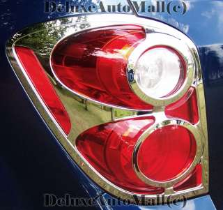 2010 2011 CHEVY EQUINOX CHROME TAIL LIGHT BEZELS (2 pcs Right & Left)