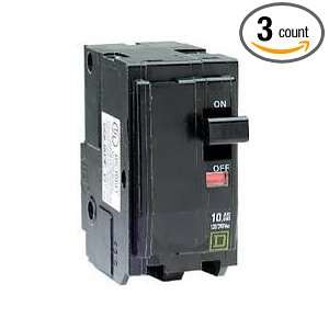 Square D By Schneider Electric QO240C Double Pole Circuit Breaker 40