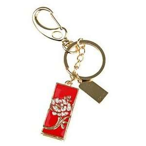 1GB U Disk USB Flash Memory Drive with Rose Pattern